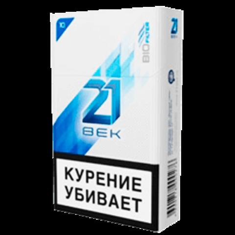 21 ВЕК (№10) блю Табак
