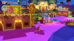 Paper Mario: The Origami King (Nintendo Switch, английская версия)