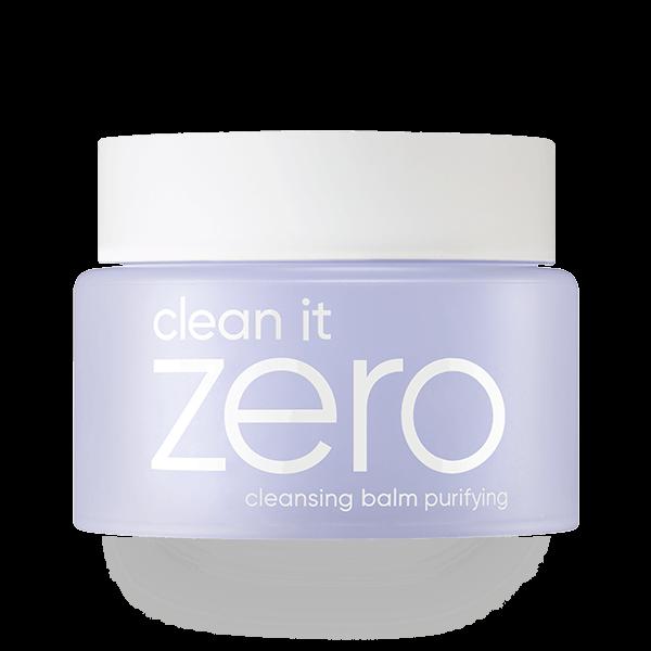 Успокаивающий гидрофильный бальзам Banila Co Clean it Zero Cleansing Balm Purifying 100 мл