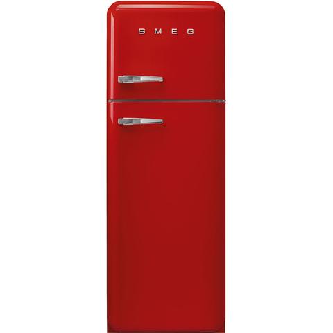 Холодильник с верхней морозильной камерой Smeg FAB30RRD5