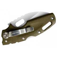 Складной нож Cold Steel 20LTG Tuff Lite Plain Edge OD Green
