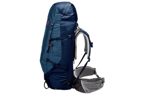 Картинка рюкзак туристический Thule Guidepost 75L Синий/Тёмно-Синий - 3
