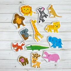 Пазл Зоопарк