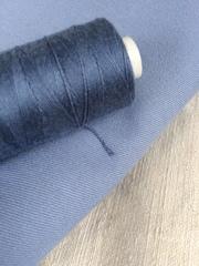 Нитки джинсовые Dor Tak Extra Strong, 398, джинсовый