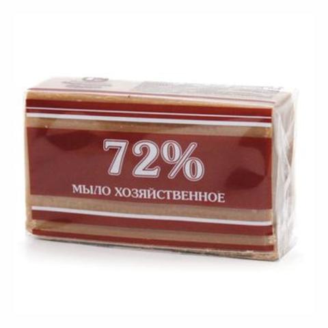 Мыло хозяйственное 72% 150 г Меридиан РОССИЯ
