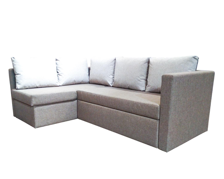 угловой диван-кровать Карелия 2я2д