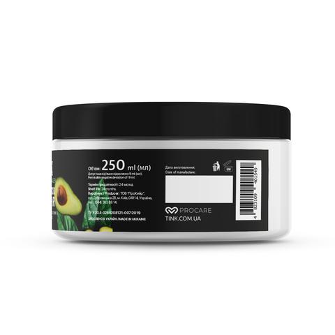 Маска для надання об'єму волоссю Авокадо-Колаген Tink 250 мл (5)