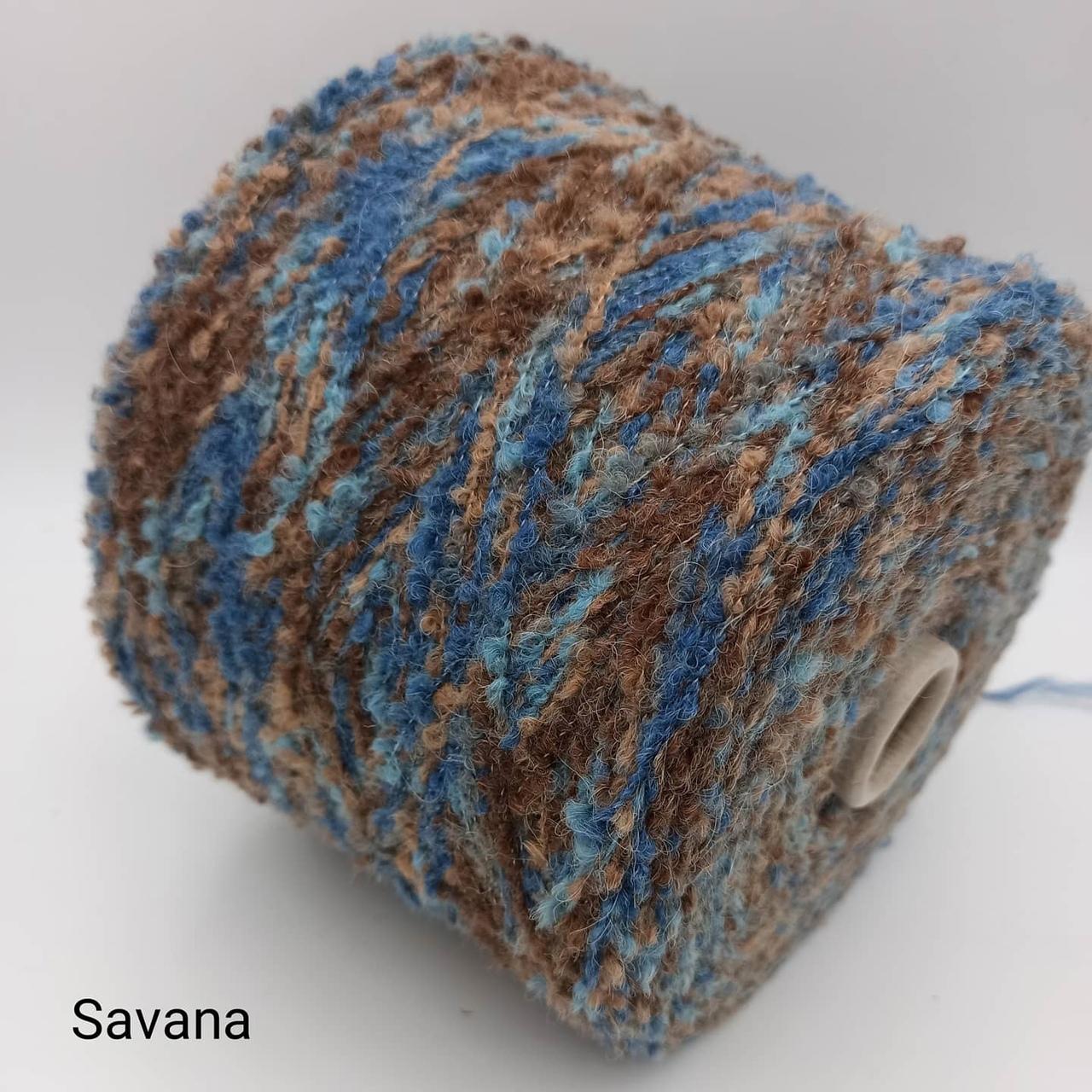 Букле Spuma цвет Savana