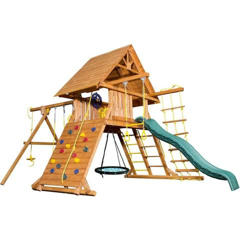 Playgarden Original Castle - игровая площадка PG-PKG-OC01