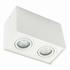 Накладной точечный светильник INL-7017D-01 White