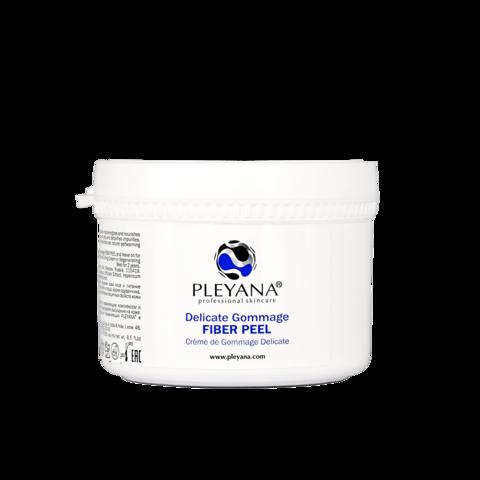 PLEYANA | Гоммаж для деликатного обновления кожи Fiber Peel / Gommage for delicate pilling, (250 мл)