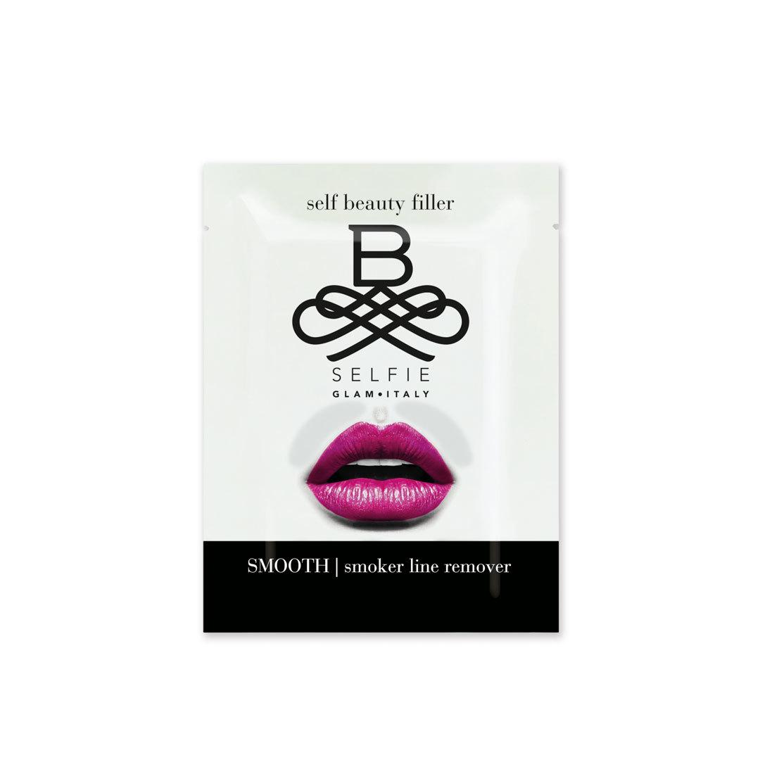 BUSTA B-SELFIE SMOOTH MONODOSE (2 PATCH) SMOKER LINE REMOVE - Филлер от кисетных морщин