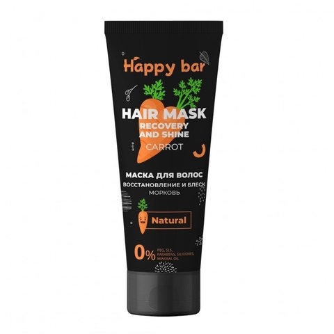 HB Маска для волос восстановление и блеск