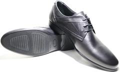 Классические туфли дерби мужские Pandew