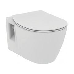 Унитаз подвесной с сиденьем микролифт Ideal Standard E822301 фото