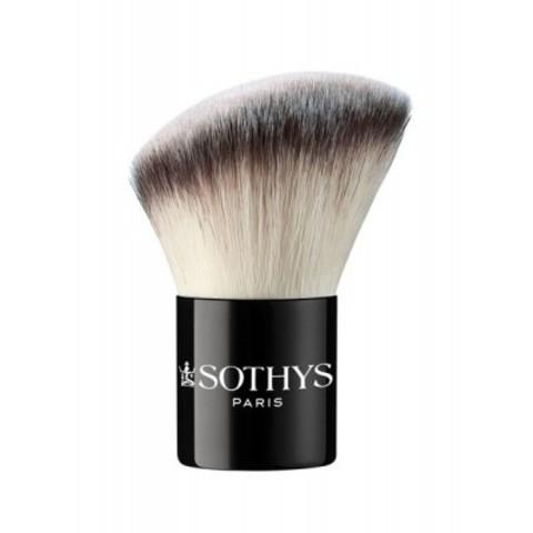 Sothys Make-Up Brushes: Кисть кабуки для лица (Kabuki Brush), 1шт.