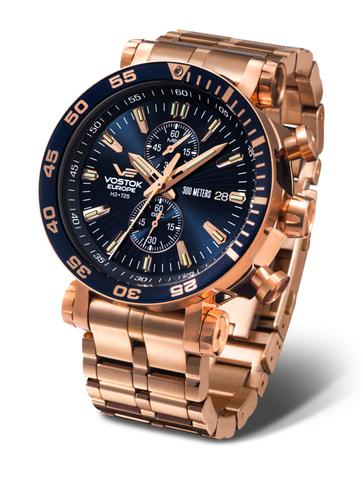 Часы наручные Восток Европа Энергия-2 VK61-575B590
