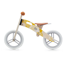Беговел Kinderkraft Runner 2021 Nature Yellow