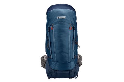 Картинка рюкзак туристический Thule Guidepost 75L Синий/Тёмно-Синий - 4