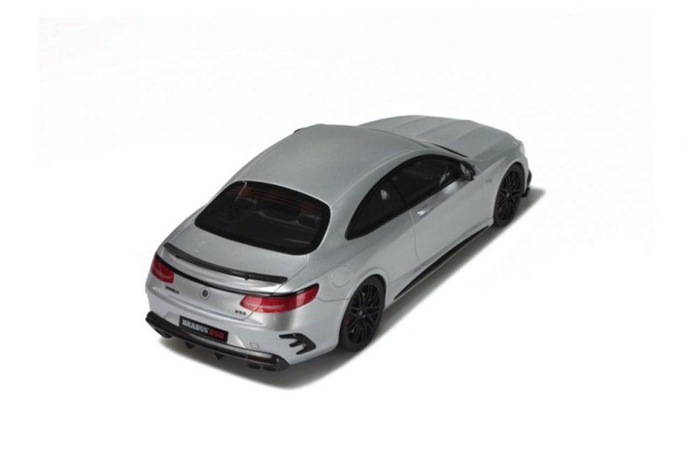 Коллекционная модель Mercedes-Benz Brabus 850 2016 Silver