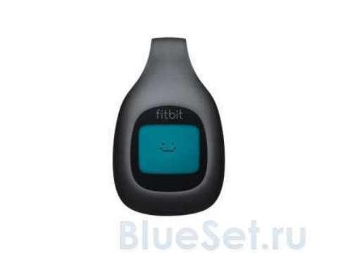 Трекер-Шагомер Fitbit Zip Wireless Activity Tracker Charcoal (черный)
