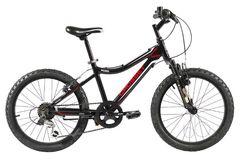 детский велосипед Crosset XC20 черный