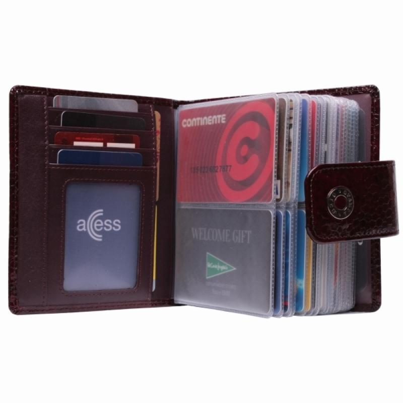 410 - Футляр для карт и визиток