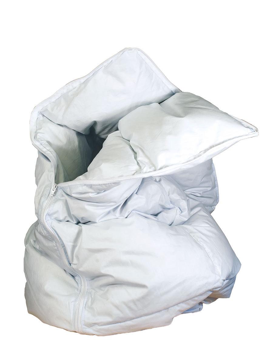 Joutsen конверт-одеяло для новорожденных 60х90 голубое - Фото 1