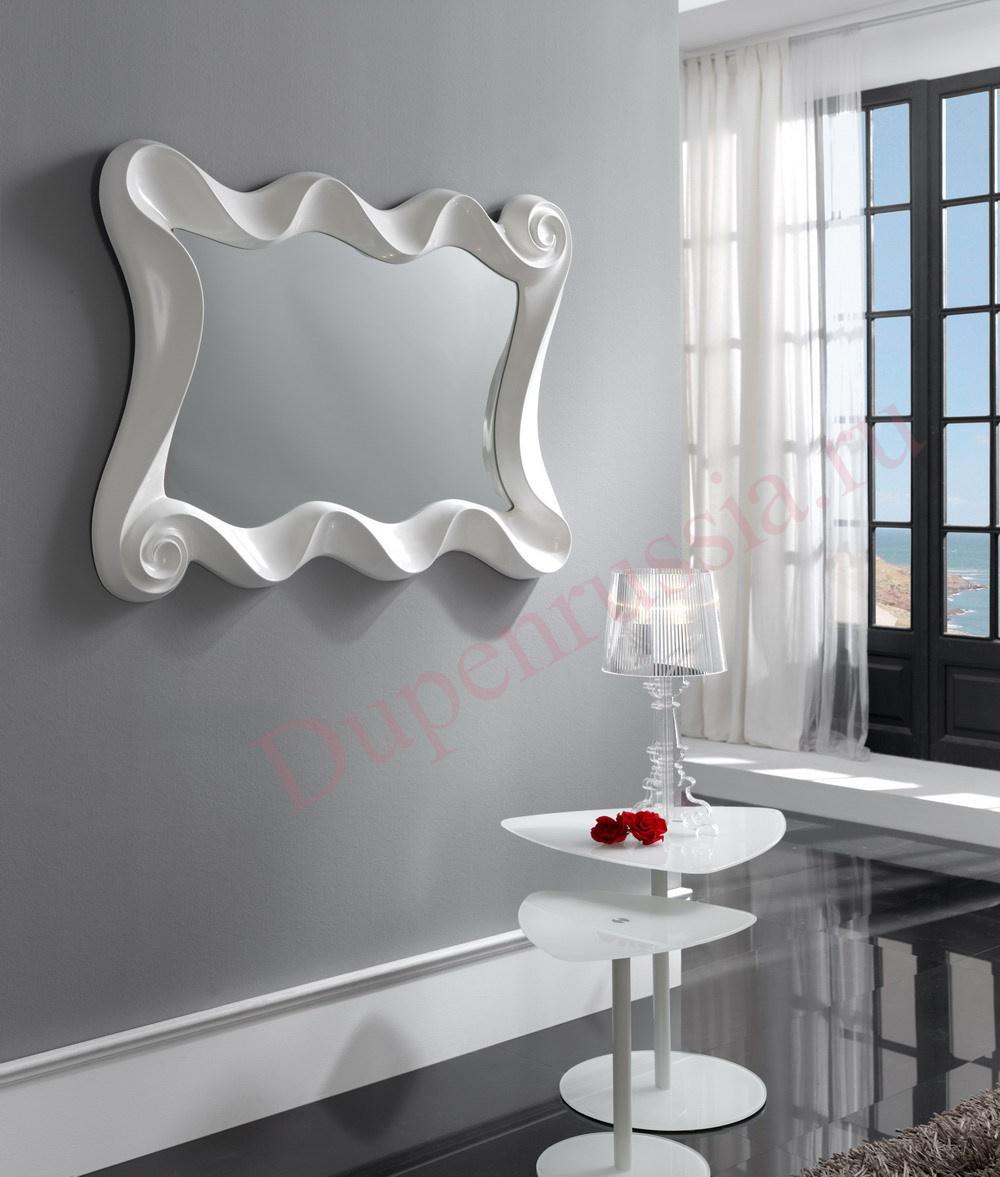 Зеркало DUPEN PU183 В белый