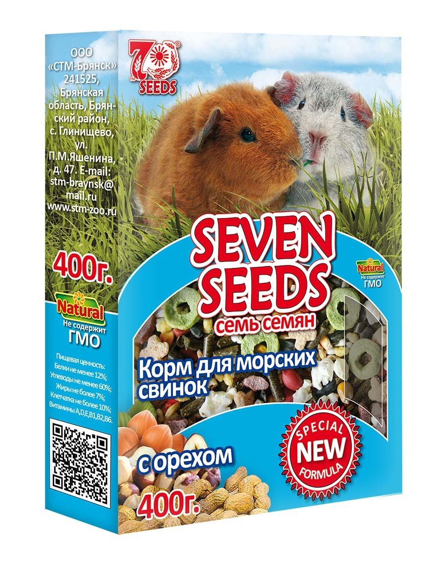 Корм Корм для морских свинок с орехом Seven Seeds Special 1.jpg