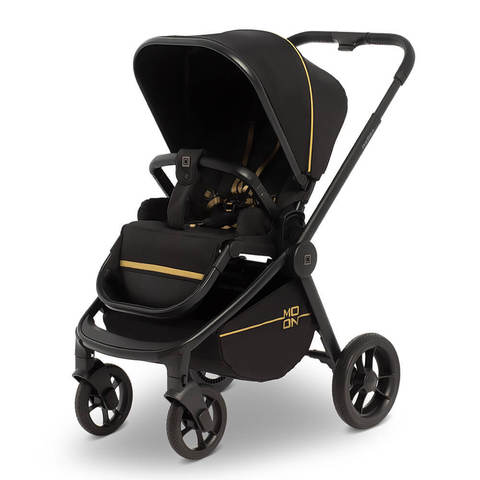 Коляска Moon Resea Sport Gold Black (605) 2020