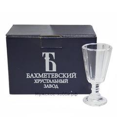 Рюмка хрустальная БХЗ 25 г, 1 шт