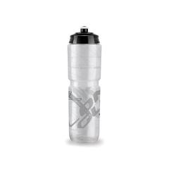 "Велобутылка LONGUS ""TESA"", 1000мл, прозрачно/черная"