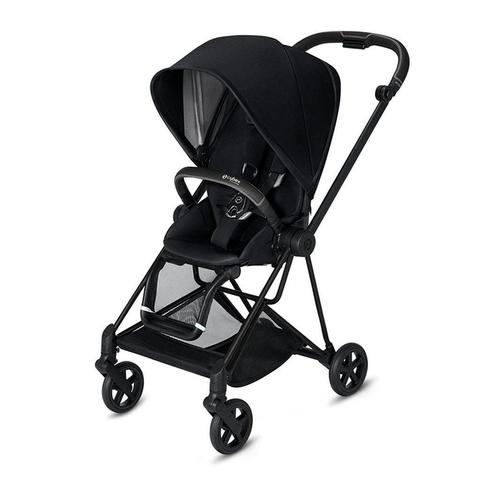 Прогулочная коляска  Cybex Mios Premium Black matt black