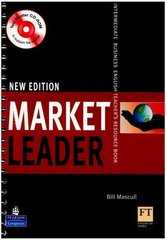 Market Leader NEd Int TRB +CD **