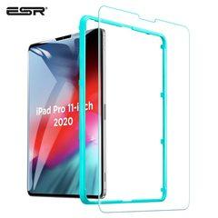 Закаленное защитное стекло ESR HD Ultra Clear High Definition  для Apple iPad Pro 11