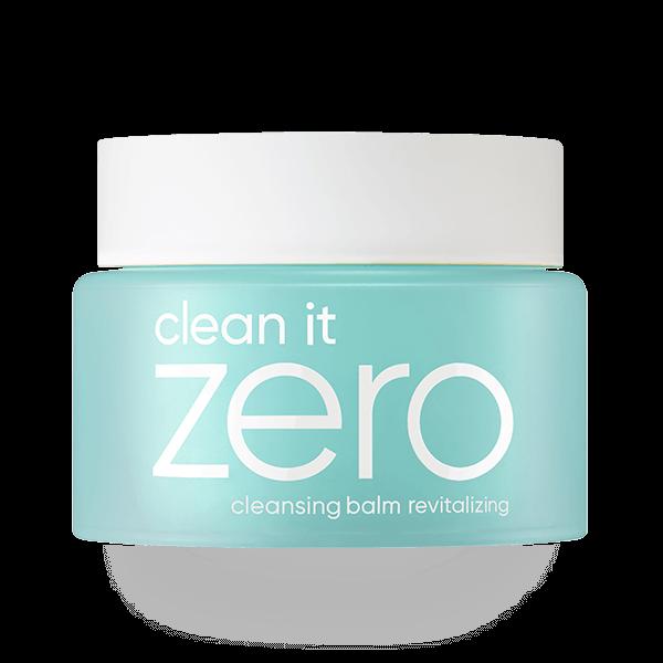 Освежающий гидрофильный бальзам Banila Co Clean it Zero Cleansing Balm Revitalizing 100 мл