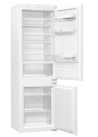 Встраиваемый двухкамерный холодильник Korting KSI 17860 CFL
