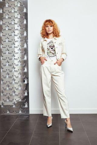 Liu Jo Костюм джинсовый с роскошной вышивкой