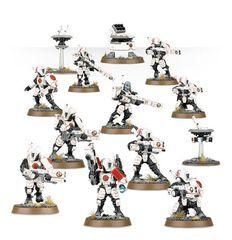 Start Collecting! Tau Empire. Воины Тау
