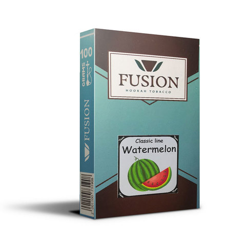 Табак Fusion Soft Watermelon 100 г