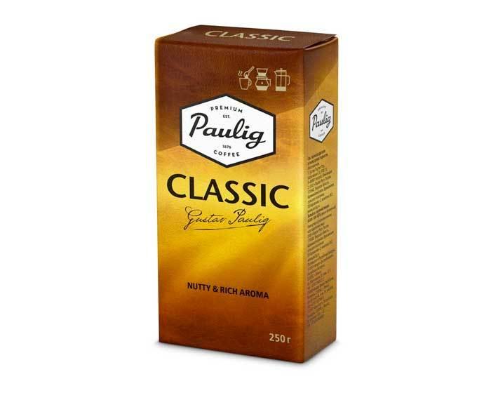 Paulig Classic, 250 г