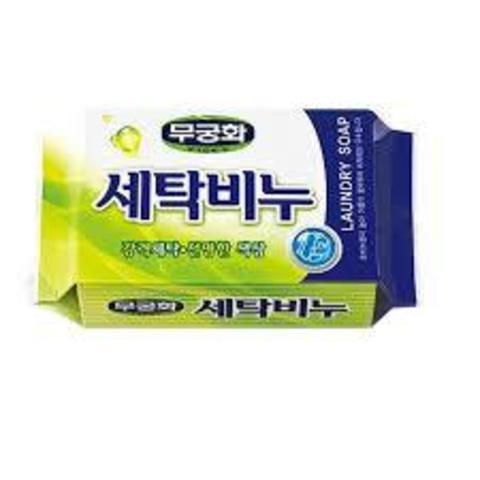 Мыло хозяйственное универсальное Laundry Soap (Mukunghwa)