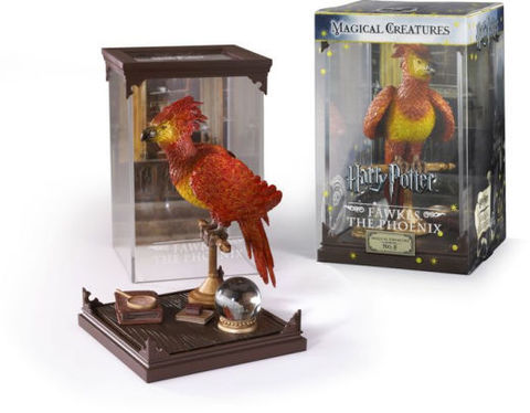 Harry Potter Magical Creatures Fawkes