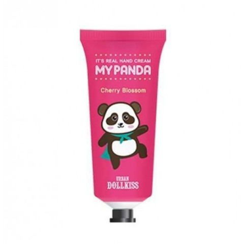 Urban Dollkiss It's Real My Panda Hand Cream #02 CHERRY BLOSSOM