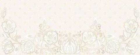 Плитка настенная KERLIFE Aurelia Royal Flores Crema 505х201
