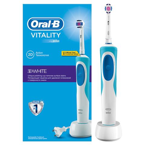 Зубная щетка электрическая Oral-B Vitality 3D