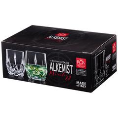 Набор стаканов для виски RCR Alkemist 340 мл, 6 шт, фото 1
