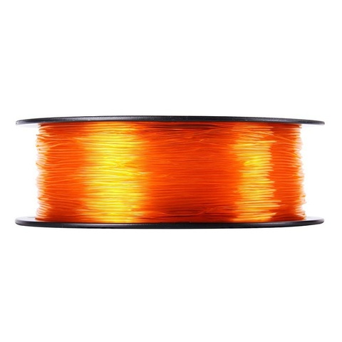 ESUN eTPU95A, 1.75 мм, 1 кг, прозрачно-оранжевый