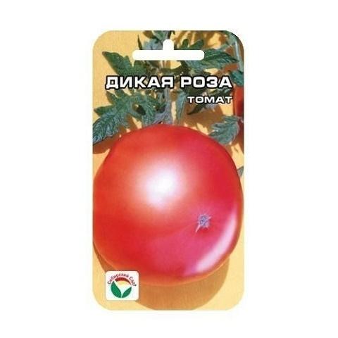 Дикая роза 20шт томат (Сиб сад)